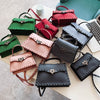 Image of Leather Crossbody Messenger Bags