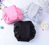 Image of Cosmetic Bag Professional Drawstring Makeup Case