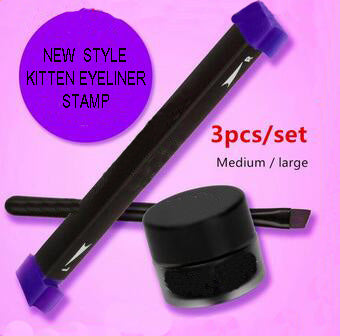 SIMPLE EYELINER MAKEUP STAMP