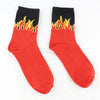 Image of Cora Flame Socks