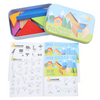 Image of Shape Puzzle Educational Toy