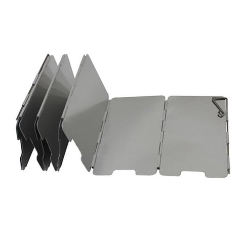 Camping Stove Windshield