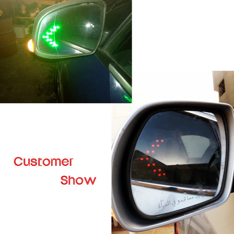 LED Turn Signal Light For Car