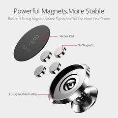 Baseus Magnetic Phone Dash Mount | Stand Phone Mount