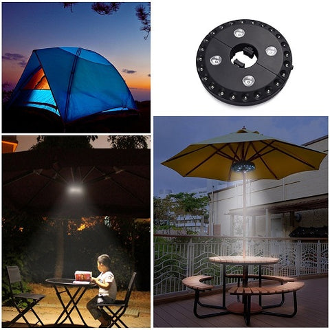 4Patio Umbrella Light