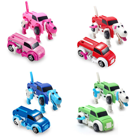 Dawson the Dog Car Transformer