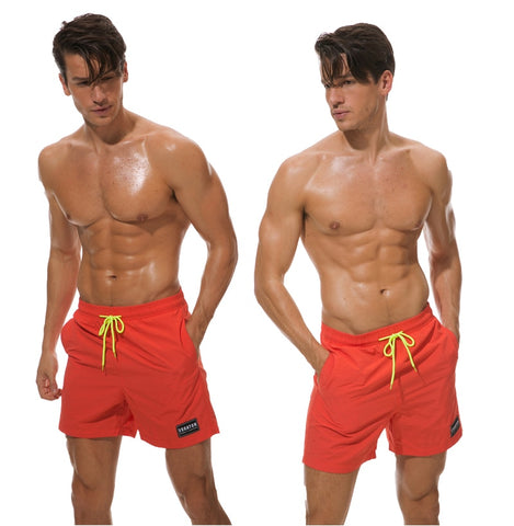 Greece Beach Trunks Premium Series