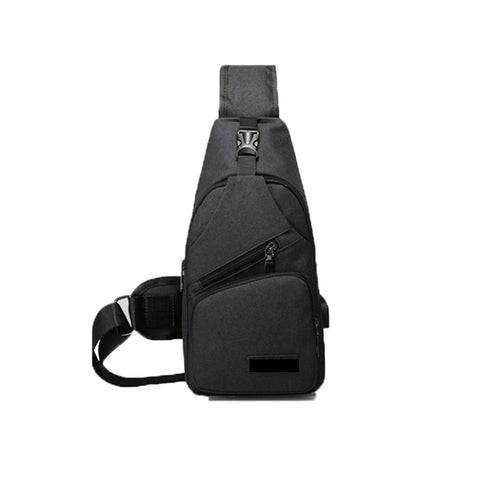 Sling Bag with USB Charging Port