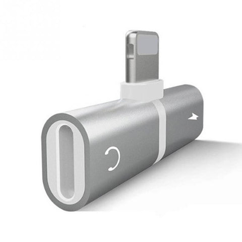 IPhone Charge and Audio Adaptor