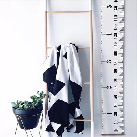 Nordic Style Kids Height Ruler