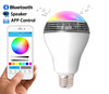 Image of LED Bluetooth Light Bulb