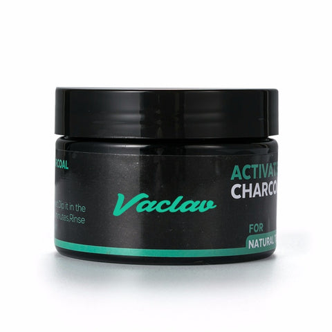 Vaclav 30g Tooth Whitening Powder Activated Coconut Charcoal