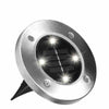 Image of Solar Garden Disk Light