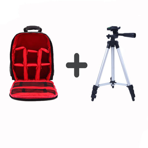 Multi-functional Camera Backpack Video Digital DSLR Bag