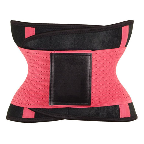 Women slimming body shaper waist Belt girdles