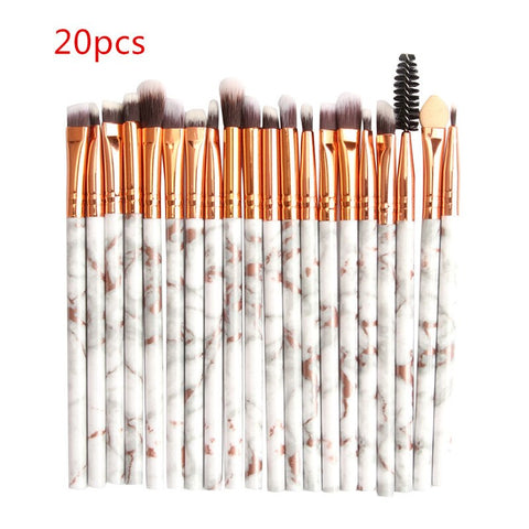 Multifunctional Makeup Brushes