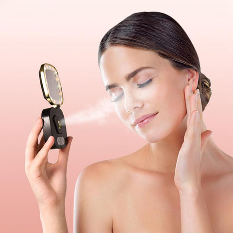 Makeup Mirror Facial Moisturizing Sprayer