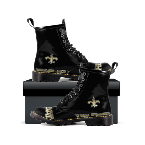 Who Dat - Mens Leather Boots