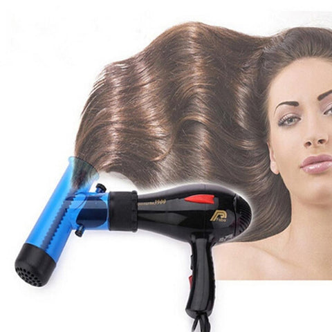 Hair dryer magic curls