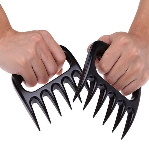 Bear Paws Claws Meat