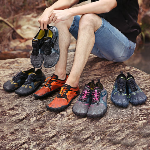 Men's Multi-purpose Outdoor Five-finger Barefoot Shoes