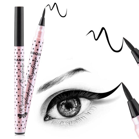 3 Style Choose Ultimate 1 Pcs Black Long Lasting Eye Liner Pencil