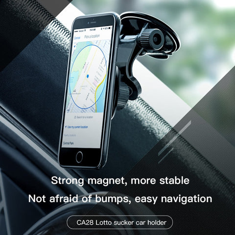 Car magnetic phone holder for iPhone XS Samsung S9