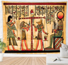 Image of Abstract Art Tapestry Egypt Style