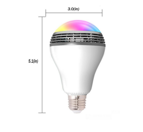 LED Bluetooth Light Bulb