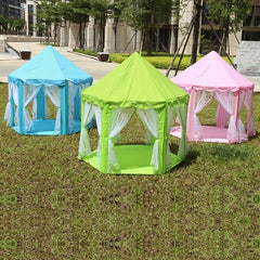 Majestic Princess Castle Play Tent