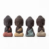 Image of Small Buddha Charm Figurine Jewelry Display Decoration