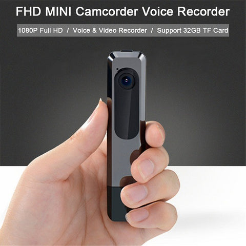 Night Vision Mini HD Camcorder