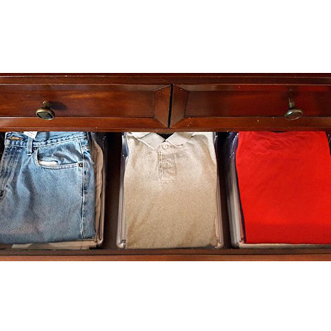 SUPER SLIM CLOTHES ORGANIZER