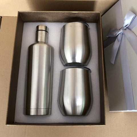 Amazing Wine Bottle Gift Set