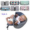 Image of Foldable Changing Pad and Diaper Bag