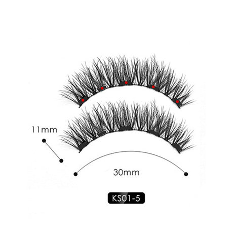 Magnetic Eyeliner Eyelashes Kit