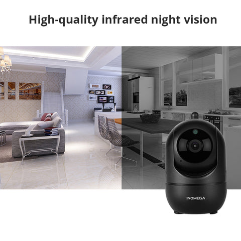 Wireless IP Intelligent Auto Tracking Camera