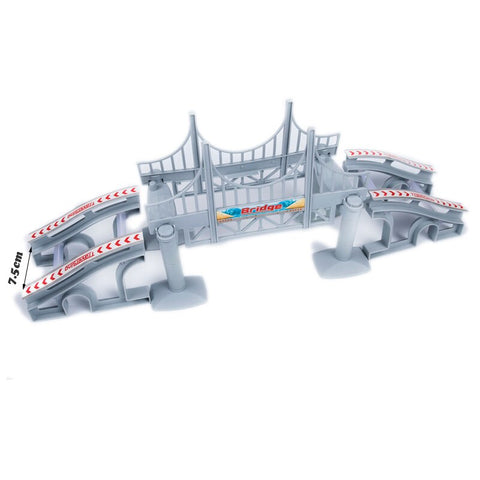 MAGIC GLOW RACING TRACK SET