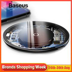 Qi Baseus 10W Wireless Charger