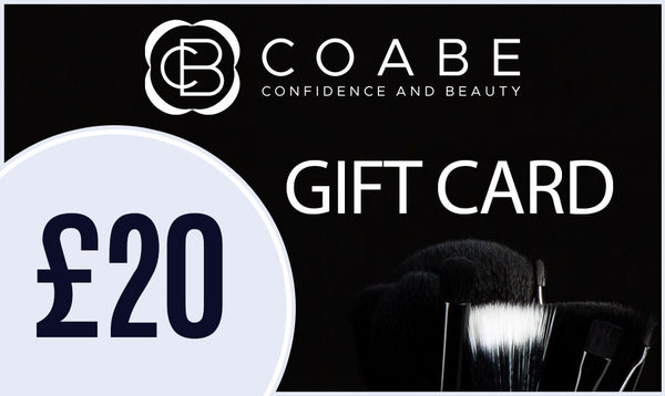 £20 Gift Card - Also Available £10 / £30 / £50 / £100