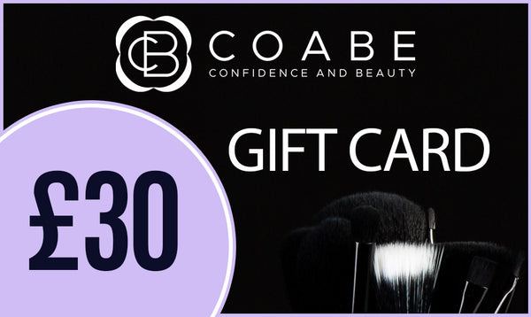 £30 Gift Card - Also Available £10 / £20 / £50 / £100