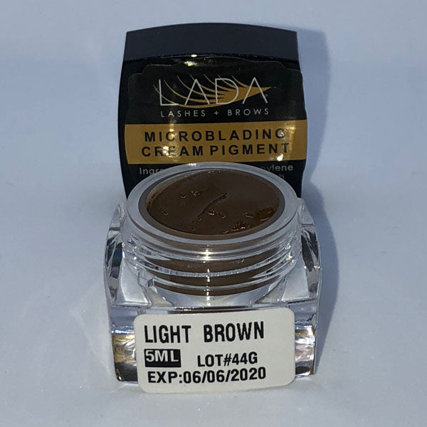 Cream Pigment - Light Brown