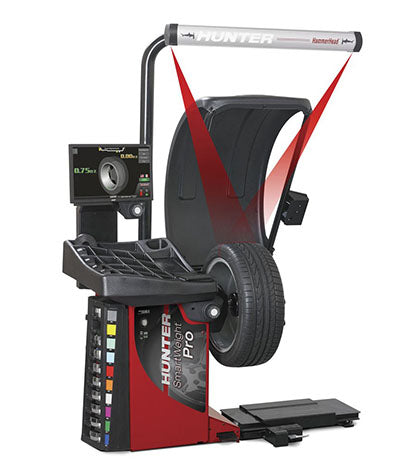 Balanceadora Hunter SMART WEIGHT® PRO - GN Representaciones SAS
