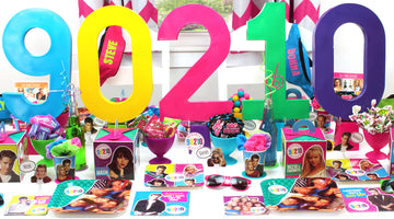 How to Host a 90s Party... 90210 Style!