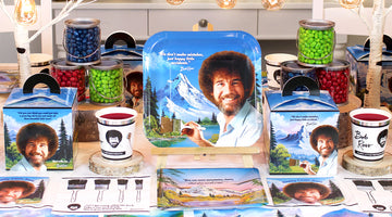 How to Host a Bob Ross Party