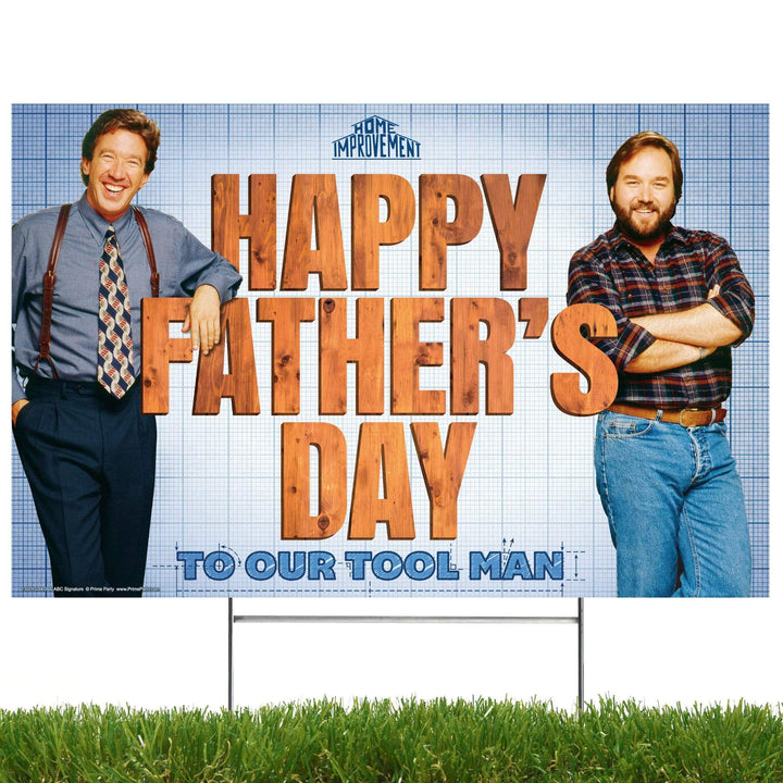 Advanced Graphics Yard Sign Home Improvement Father's Day Yard Sign 1300YSDAD