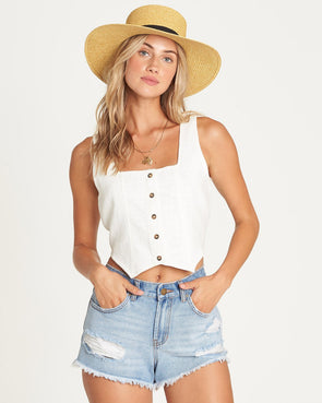 Billabong Back Lit Top