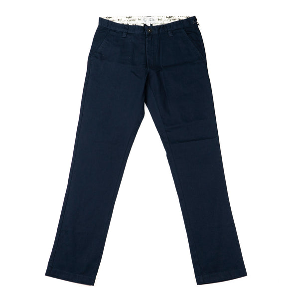 Captain Fin Trousa Pant - Navy - Outer Tribe