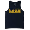Captain Fin Naval Tank - Outer Tribe