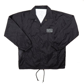 Captain Fin Type Patch Coaches Jacket - Outer Tribe
